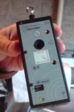 Le boîtier accéléromètre/capteur de force