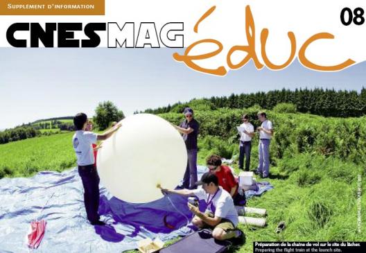 Télécharger CNESMag Educ n° 8