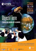 Affiche Rencontres Espace Education 2008