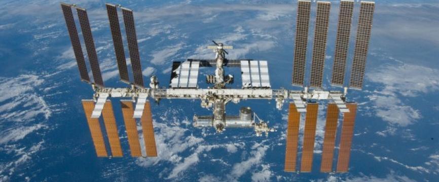 Votre projet à bord de la station spatiale internationale (ISS)