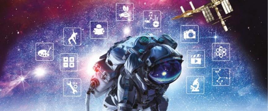 Génération ISS : Embarquez avec Thomas Pesquet !
