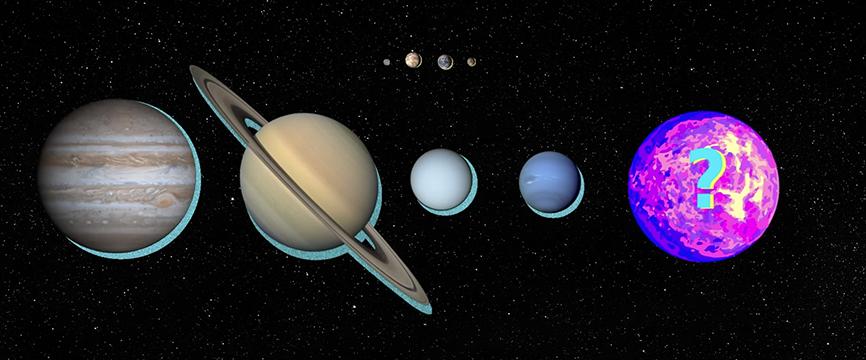 En vacances dans le Système solaire - la série