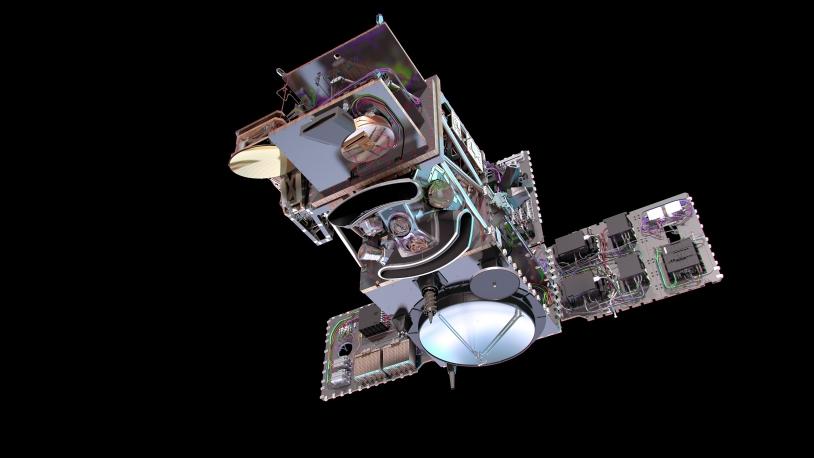 Le satellite Sentinel 3
