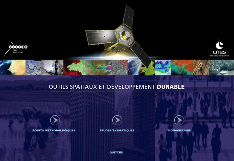 DVD Scéren/CRDP Aquitaine/CNES
