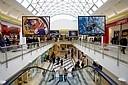 """Exposition photo """"50 ans d'espace"""" dans un centre commercial d'Evry - © CNES"""